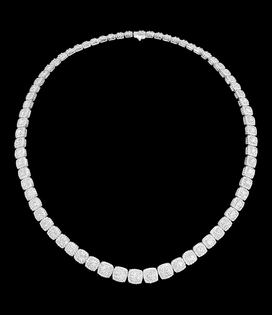 16 ct diamond necklace