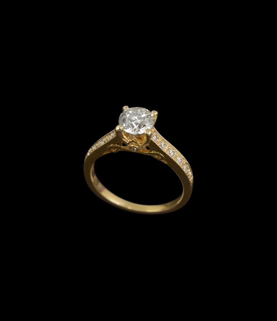 1 ct ring BJ333S