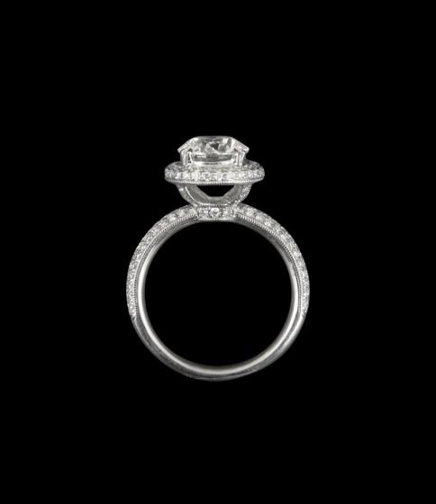 2 ct diamond ring BJ10374R