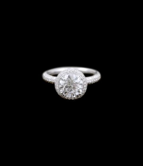 2 ct ring diamond 2