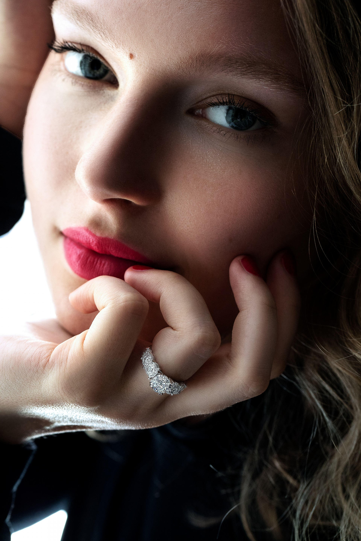 2.5 ct diamond ring hearts fine jewellery